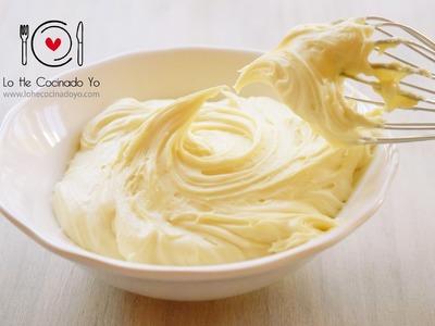 Cómo hacer Ganache de Chocolate Blanco | LHCY