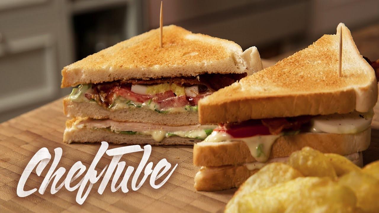 Como Preparar Sandwich Nueva York