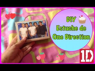 DIY- Estuche de One Direction