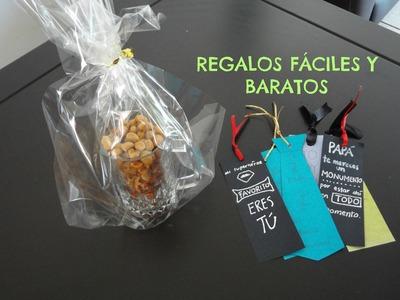DIY - REGALOS PARA EL DÍA DEL PADRE.PAPÁ MANUALIDADES FÁCILES Y ORIGINALES