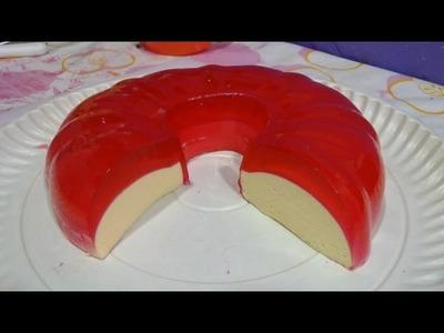 Flotatina, gelatina envuelta, receta #83, recetas de gelatinas