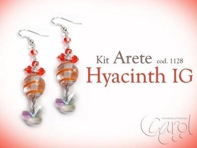 KIT 1128 Kit arete hyacinth IG x und