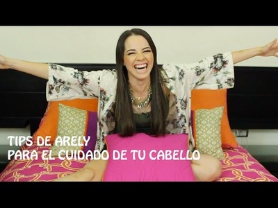 Tips de cuidado para tu cabello por Arely Tellez