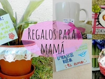 5 regalos fáciles para el día de las madres ❤