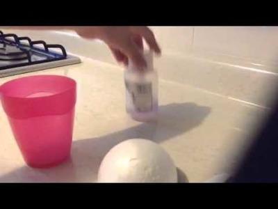 "Como hacer ""slime"" | manualidades | super facil | barbilach"