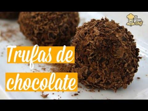 Cómo hacer trufas | Recetas dulces | iMujer
