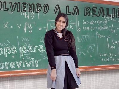 ♥ De regreso a clases ♥