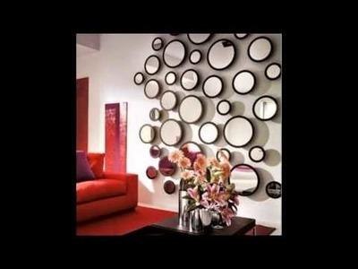 Decoración de espejos decorativos