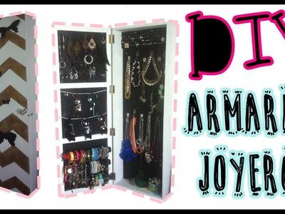 DIY armario joyero 1º PARTE || MatyLLerena ♥MissMDeliiciious ♥