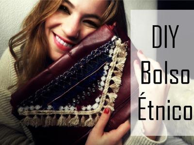 DIY Bolso ÉTNICO
