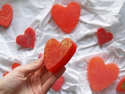 DIY: Cómo hacer jabones | regalos San Valentín