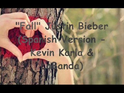 Fall (versión en español) Kevin Karla & LaBanda