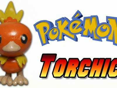 Pokemon | Torchic Clay Tutorial | Plastilina