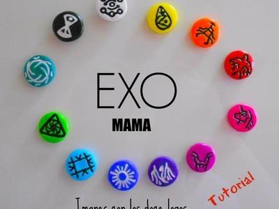 Tutorial: Imanes EXO (MAMA era)