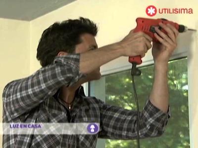 Utilísima | Luz en Casa | Aprende a instalar cortinas roller