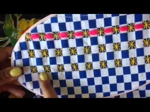 2- bordado español con cony