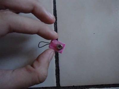 Cómo hacer una cámara digital para muñecas :D