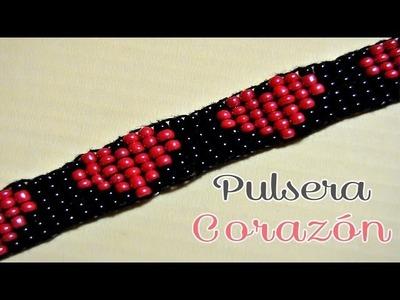 DIY : Pulsera De Corazones Con Cuentas - Brotes De Creatividad