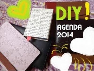 Haz tu propia AGENDA 2014 !! 3 Diseños diferentes!