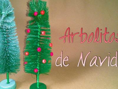 Arbolito de Navidad - Manualidades de Navidad