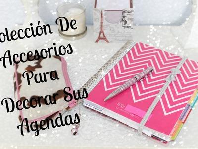 Colección De Accesorios Para Decorar Mi Agenda Erin Condren ft. Betzy Carmona
