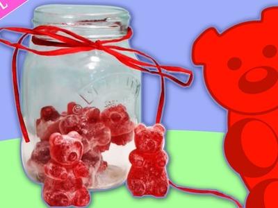 How to Make Gummy Bear | Fun Recipes for Kids | HooplaKidz Espanol