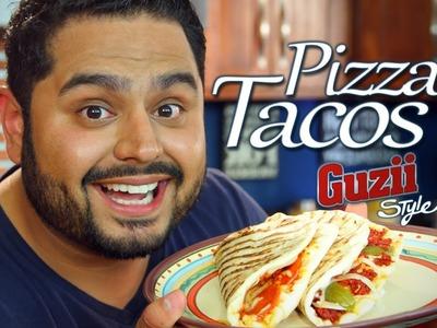 Pizza Tacos - Guzii Style