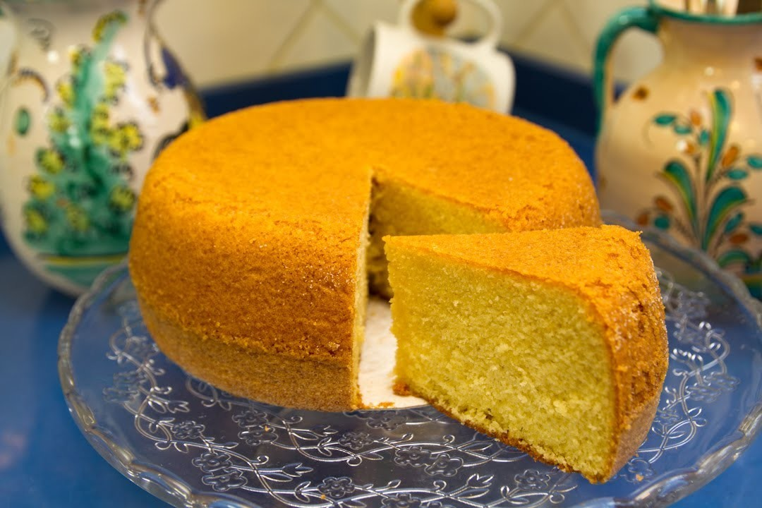 Bizcocho o Torta de Vainilla, Base de Reposteria