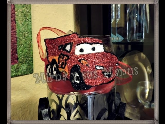 BOLSITA CARS RECICLANDO. Cars Recycling Bag.