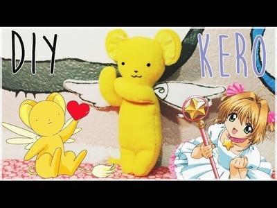 DIY: PELUCHE KERO. SAKURA CARDCAPTOR ♥