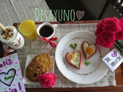 Especial dia de las Madres: Desayuno Sorpresa! ♡ (Parte 1)