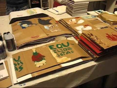 Haciendo Libros Cartoneros - Editorial Ultramarina C & D