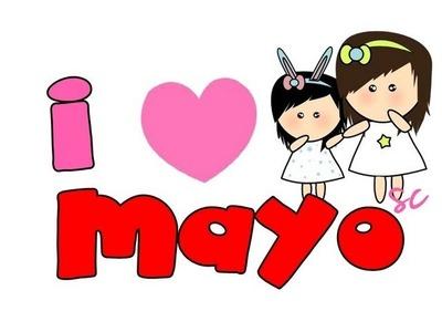 ❥ Mayo.  manualidades para el dia de las madres @xoolexiitoo #itaradio