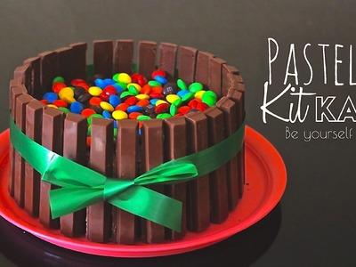 Pastel de Kit Kat Delicioso