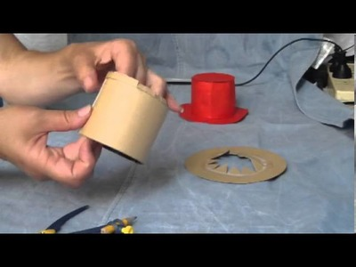 Sombrero galera fácil subtitulado. proyecto 77