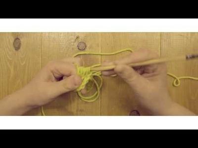 Aprende ganchillo con DMC: Punto de piña