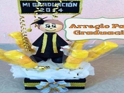 Arreglo Para Graduación