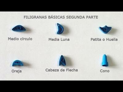 Cómo hacer figuras en filigrana de papel (2 de 3) | facilisimo.com