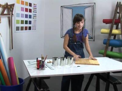 Cómo hacer manualidades: colgador de utensilios de cocina con envases La Lechera