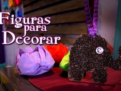FÁCIL Elefantito para decorar - Episodio 10: Crafting Studio