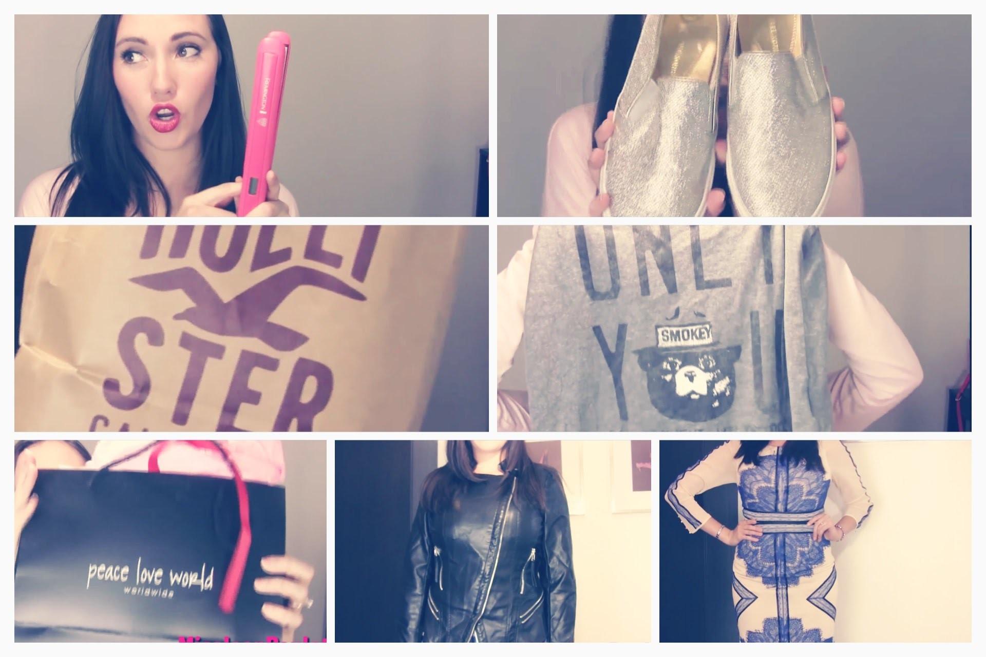 Haul: Últimas compras acumuladas de Octubre! Sheinside, Michael Kors, Urban Decay, Hollister y mas!