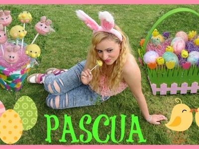 MANUALIDADES DE PASCUA!!! Glam Barbie ❤