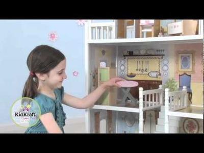 KidKraft Juego de mobiliario de lujo para casa de muñecas 65238