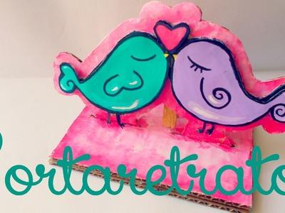 ¡Haz un portaretratos 3D para San Valentín! - Blooudland :)