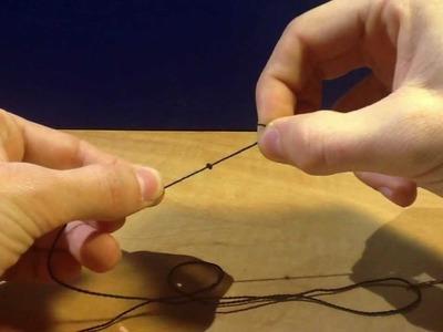 Cómo coser a mano- aprender a coser fácilmente