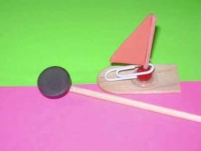 """Cómo hacer un bote """"magnetico"""" con materiales reciclados"""