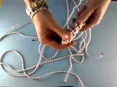 Manualidades: cómo hacer una cuerda trenzada multiusos
