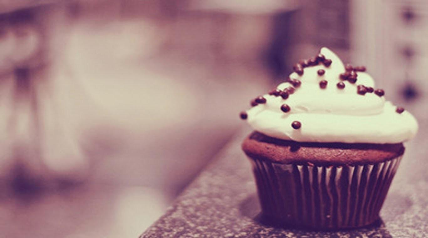 Como hacer Cupcake al Microondas