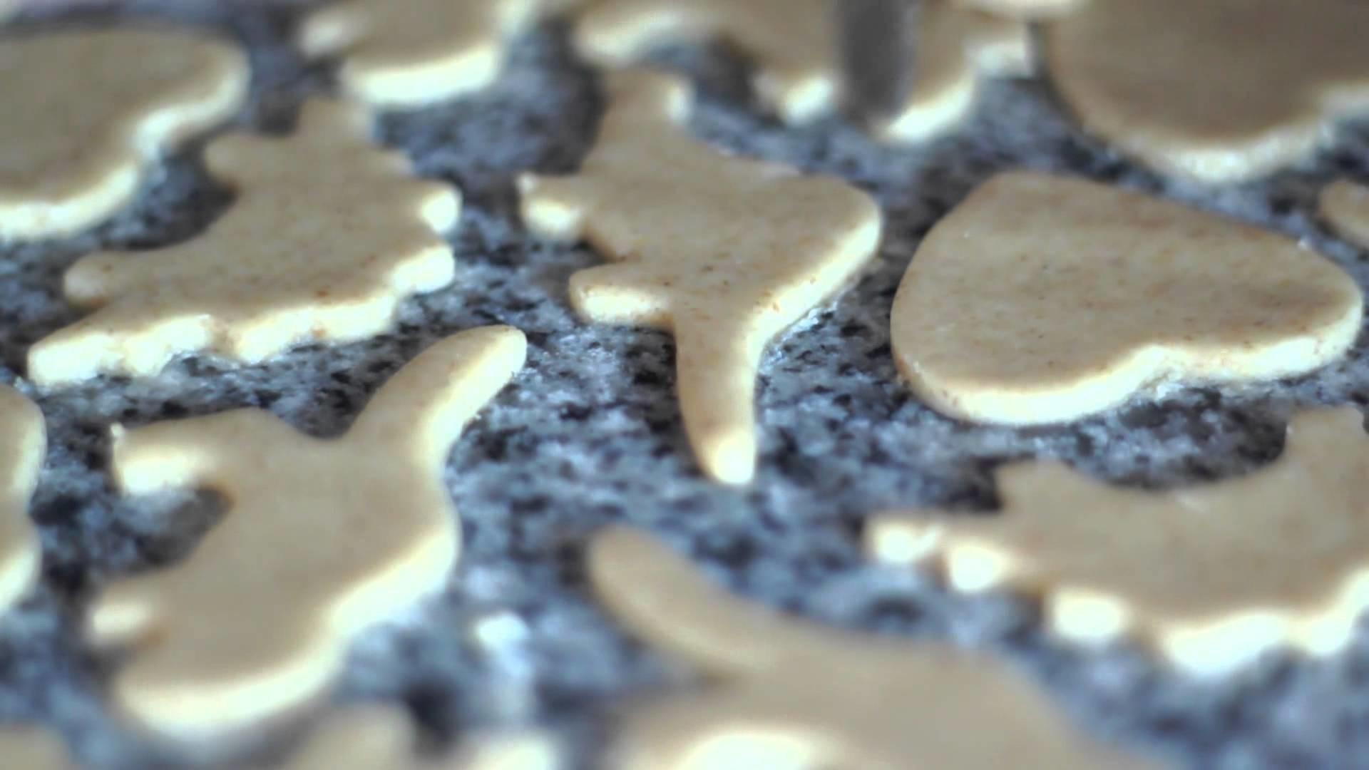 Cómo hacer galletas integrales
