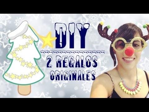 DIY | 2 Regalos muy originales para Navidad !! (Parte 2)